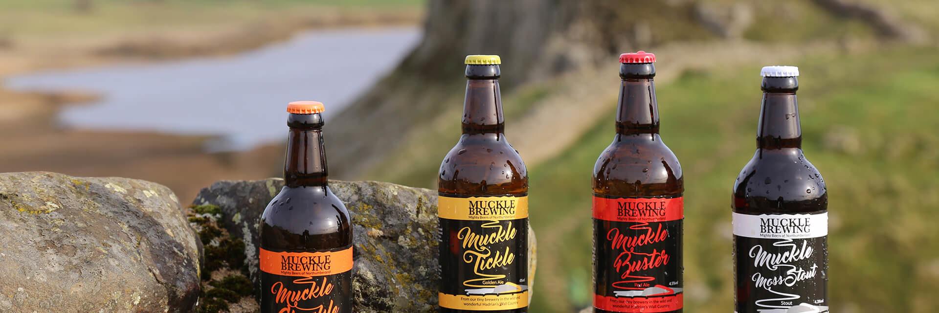 Muckle Brewing ales