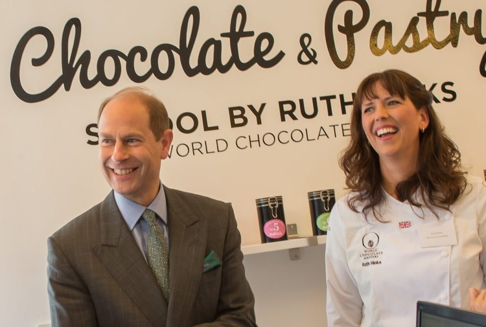 opening of chocolate school