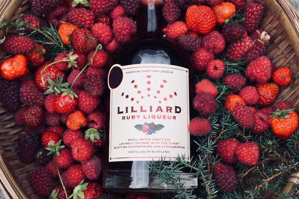 Lilliard Gin - Ruby Liqueur