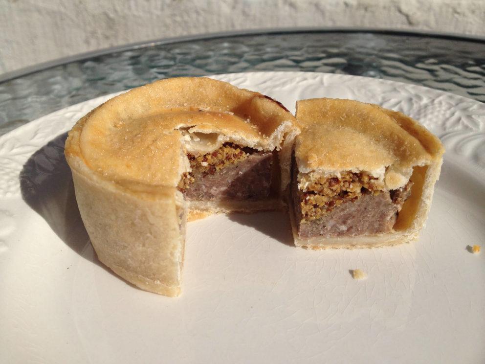 Venison & Wholegrain Mustard Pie by Hadrian's Game Larder