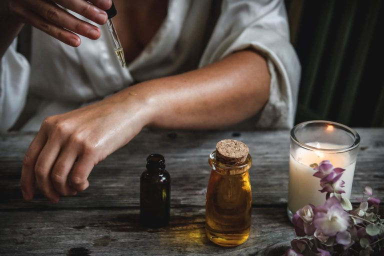 Oil as a beauty product